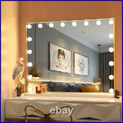 23 Hollywood Makeup Vanity Mirror With 17 Light Stage Large Beauty Makeup Mirror