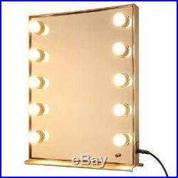 26 Hollywood Makeup Vanity Mirror Dimmable LED Light Stage Beauty Dressing Gift
