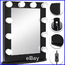 26 Hollywood Makeup Vanity Mirror with Led Light Dimmer Cosmetic Beauty Stage