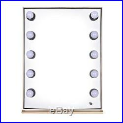 26 Makeup Vanity Mirror Hollywood Style Stage Beauty Dressing Room with LED Light