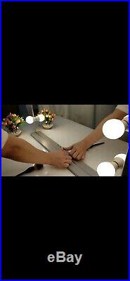27 Touch Switch Quality LED Lights Hollywood Makeup Vanity Mirror