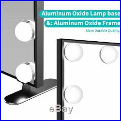 BEAUTME/Hollywood/Vanity/Mirror/with/Light, Table top/Wall Mouted Cosmetic Makeup
