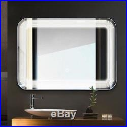 Bathroom Vanity LED Mirror Light Kit For Makeup Hollywood Mirror Touch Sensor