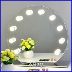 Chende Hollywood Vanity Mirror with Lights Lighted Makeup Mirror for Vanity T