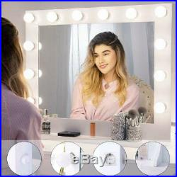 Chende LM8065 Hollywood Makeup Vanity Mirror with 14 LED Dimmable Bulb Lights