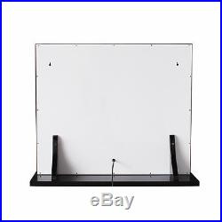 Chende Large Vanity Mirror with Light Hollywood Style Makeup Mirror with Dimmer