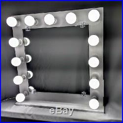 Gorgeous Standard Hollywood Makeup Vanity Mirror with LED bulbs and dimmer