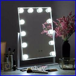 Hollywood Lighted Vanity Makeup Mirror with LED Lights for