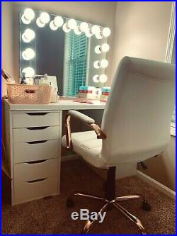 Hollywood Lighted Vanity Mirror Dimmable XXL