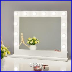 Hollywood Lighted Vanity Mirror with LED Lights for Makeup Dressing Table