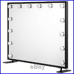 Hollywood Makeup Mirror Lighted Vanity Mirror Stable Bedroom Backstage Dressing
