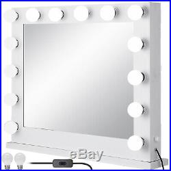 Hollywood Makeup Vanity Mirror Lighted Makeup Mirror Dressing Cosmetic