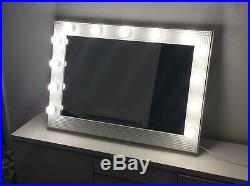 Hollywood Vanity Make Up Mirror With Lights
