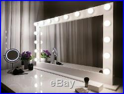 Hollywood Vanity Makeup Mirror Lighted Dressing Table Mirror