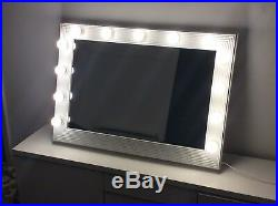 Hollywood Vanity Makeup Mirror With Led Lights