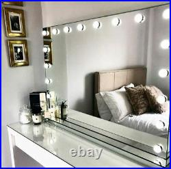 Hollywood Vanity Mirror Makeup Cosmetic Bathroom with LED Dimmable Lights