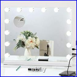 Hollywood Vanity Mirror with Lights Lighted Makeup Mirror Smart Touch Control