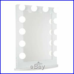 Impressions Hollywood Iconic Lighted Vanity Mirror