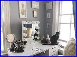 Impressions Vanity Hollywood Makeup Vanity Mirror with Lights for Tabletop or