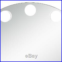 Lighted Vanity Mirror Hollywood Makeup Mirror with Dimmer for Dressing
