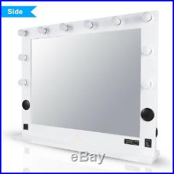 Modern Style Hollywood Vanity Makeup Mirrors With LED Lights & BT Music Speakers