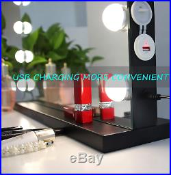 Moon Moon Hollywood Vanity Mirror with LightsProfessional Makeup Mirror with
