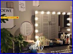 Moonmoon Hollywood Vanity Mirror With LightsProfessional Makeup Mirror With S