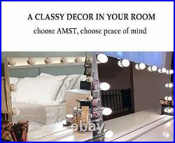 Vanity Makeup Mirror with Lights, Hollywood Lighted Vanity Mirror with