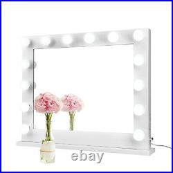 Vanity Mirror 32 Hollywood Makeup Lights Stage Large Beauty Dimmer LED Bulb