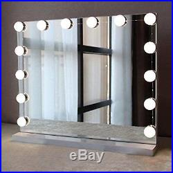 Vanity Mirror Lights BWL Linkable Makeup Mirror Light Bulb Hollywood Style LED