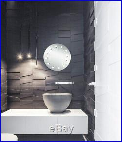 Wall Mirror Lighted Hollywood Bedroom Bathroom Makeup Vanity Dimmable Lights 27