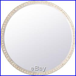 Wall Mirrors With Crystals Lighted Hollywood Makeup Vanity Led Dimmable Lights