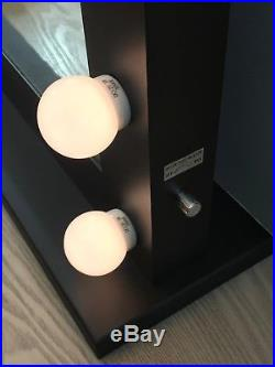 XLarge Hollywood Vanity Mirror 39x29, with Dimmer, 15 LED, 2 USB&Electric Ports