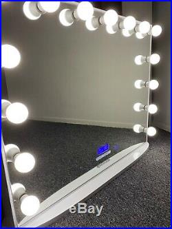 XXL Hollywood Lighted Vanity Mirror Touch Screen Bluetooth